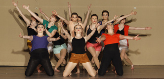 Modern and Jazz dance classes